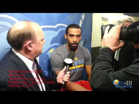 Memphis Grizzlies' Mike Conley on Marc Gasol's Absence