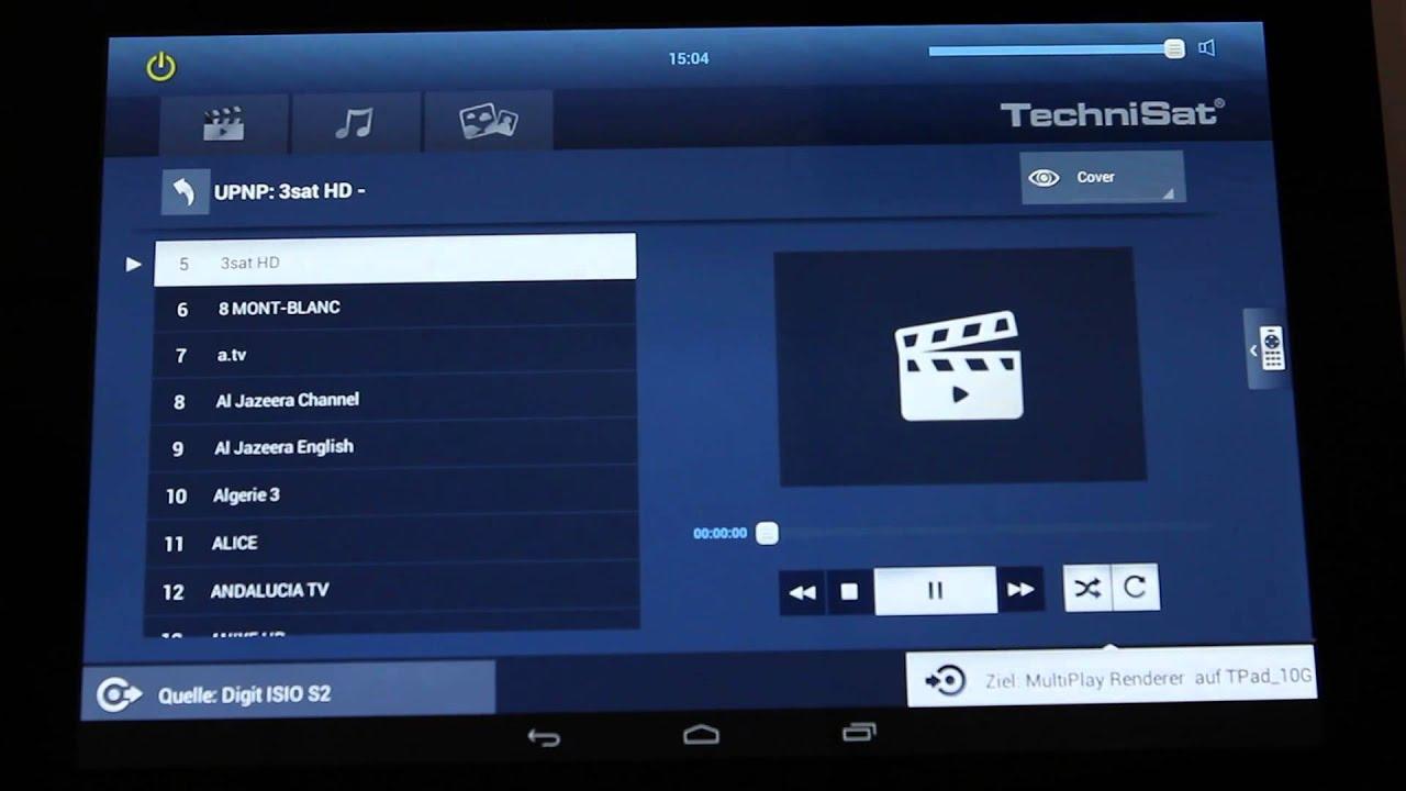 Video: Multimedial vernetzt (MyTechniSat MultiPlay)