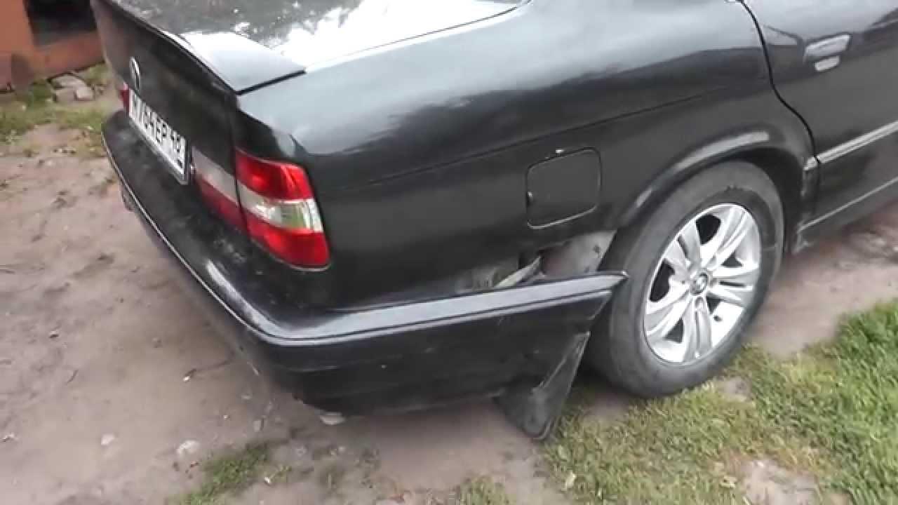 BMW 5 E34 Обзор HD Тюнинг - YouTube