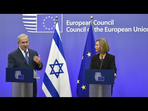 Trump recognizes Jerusalem as Israel's capital: EU tells Netanyahu it won't follow the US