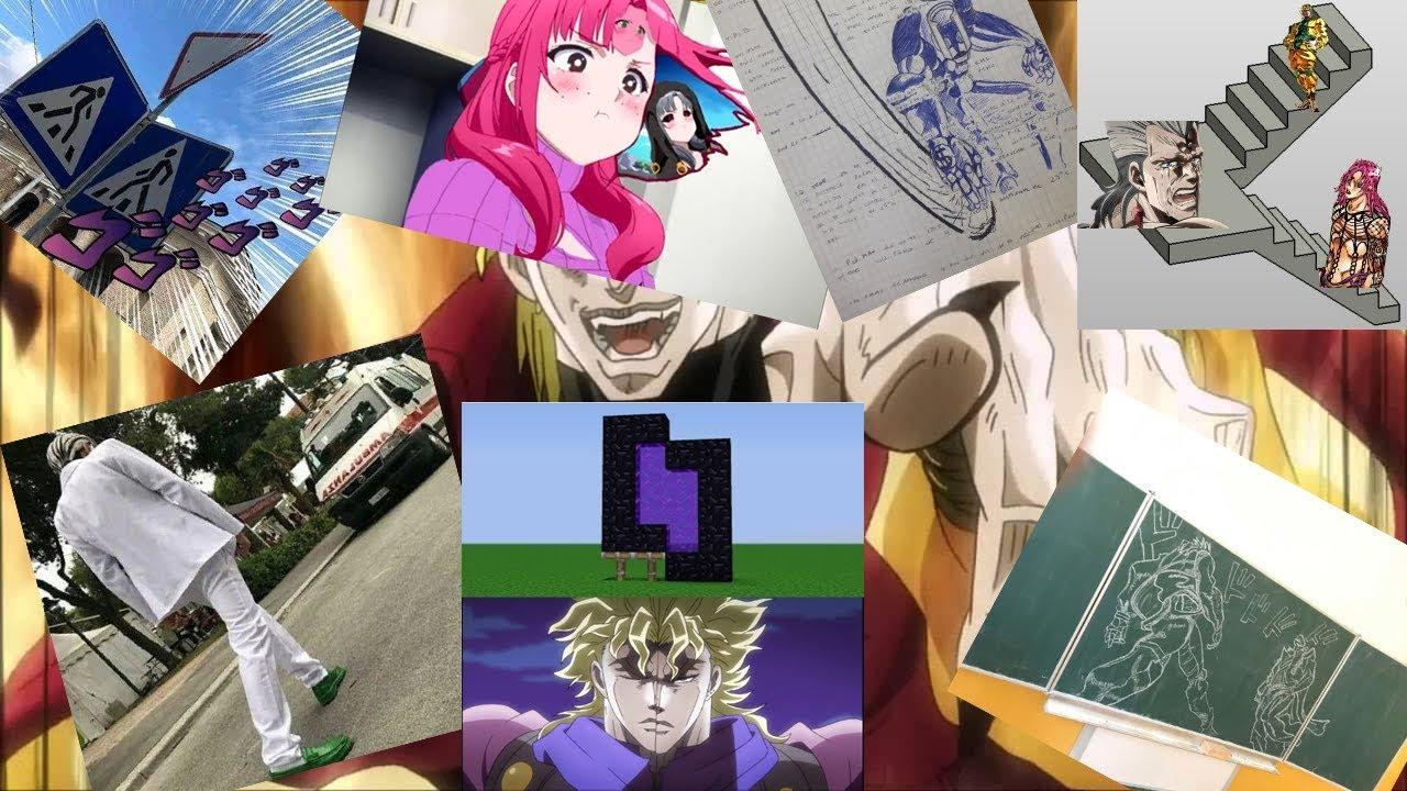 JoJo Memes Compilation | ДжоДжо мемы #2