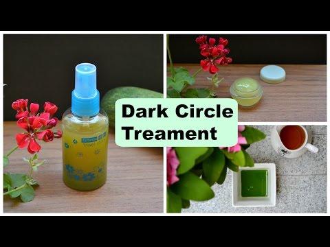DIY Dark Circle Treatment | How To Get Rid Of Dark Circles Under Eyes Naturally At Home in 7 Days