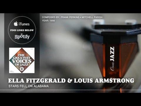Ella Fitzgerald & Louis Armstrong - Stars Fell On Alabama (1956)