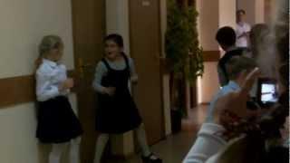 перемена в школе 566 города москвы