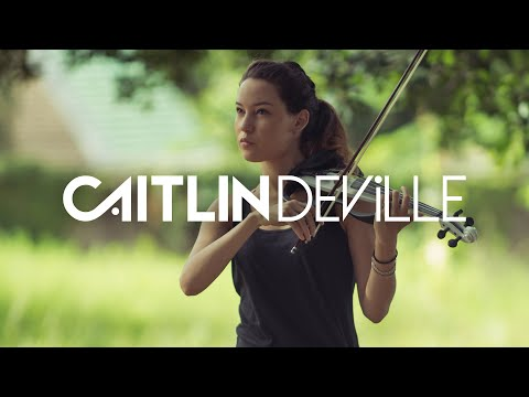 Shape of You (Ed Sheeran) - Electric Violin Cover | Caitlin De Ville