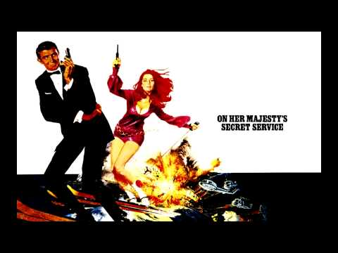 Totally...James Bond - We Have All The Time In The World (Vocal)