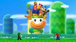 New Super Mario Bros 2 Walkthrough - Part 1 - World 1