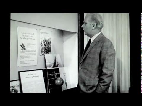 Bill Bernbach and Helmut Krone on advertising
