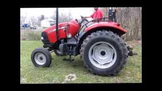 2008 case ih jx60 tractor for sale   sold at auction may 8 2013
