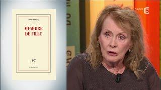 Annie Ernaux : mémoire de fille