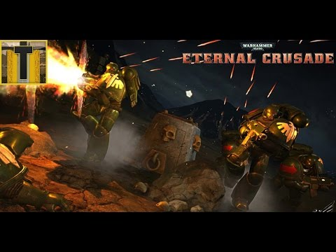 Warhammer 40k: Eternal Crusade- Time to strap on your wolf pelts and kill traitors |