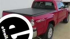 BAKFlip G2 Hard Tonneau Cover Installation - 2014 Toyota Tacoma - etrailer.com