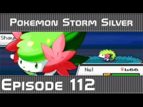 Pokémon Sacred Gold & Storm Silver Episode 112 Catching Shaymin