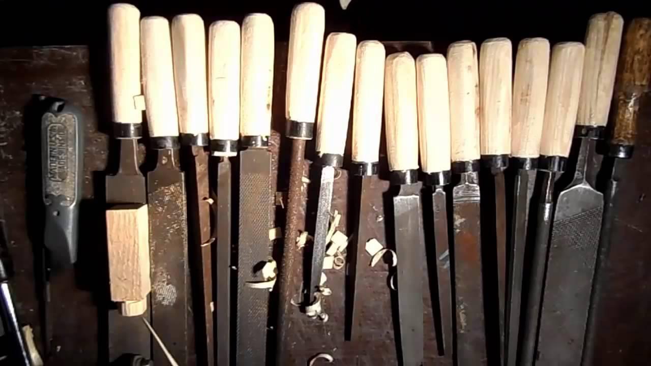 Рукоятки для инструментов своими руками