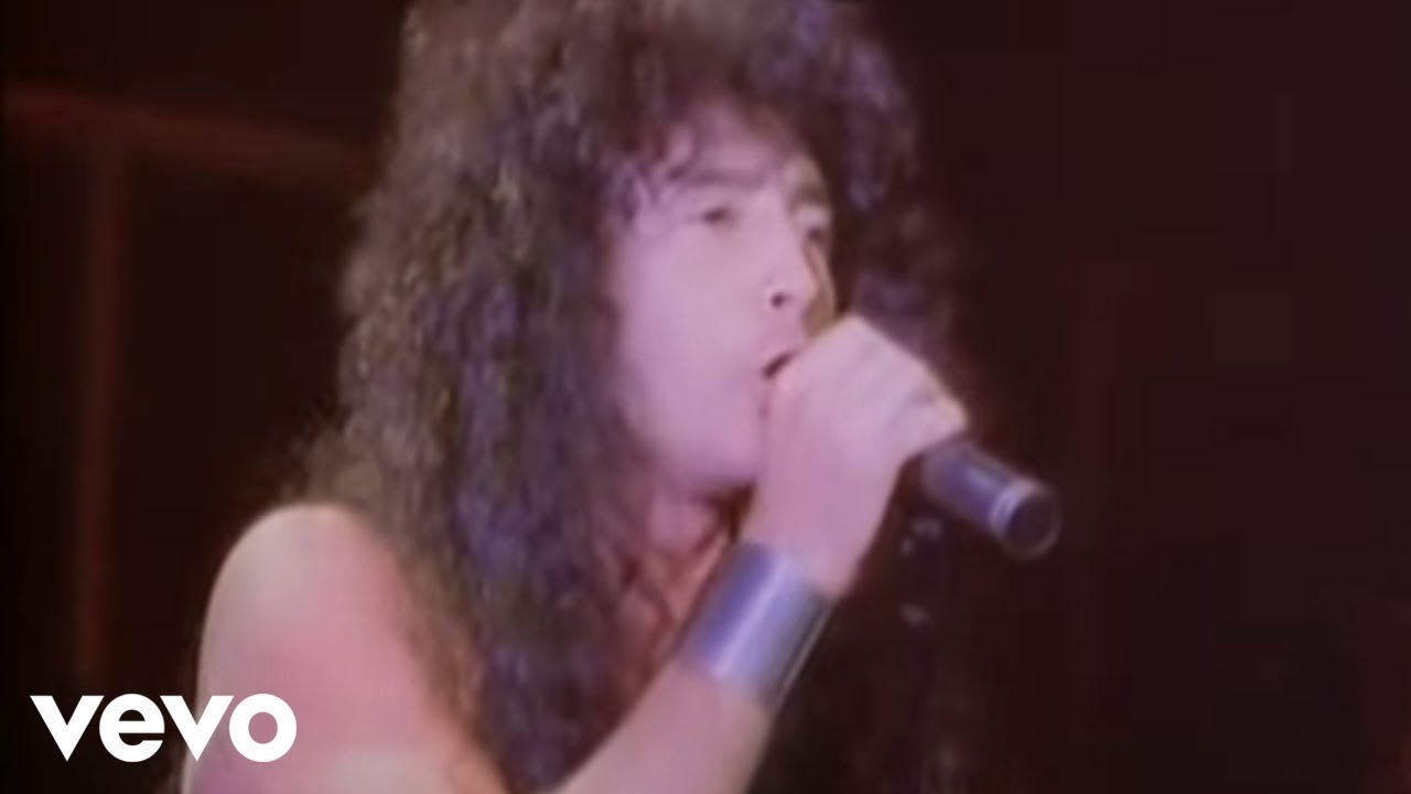 Anthrax - Caught In A Mosh  Official Music Video