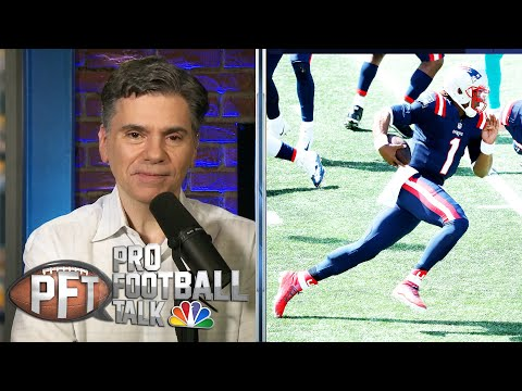 How Patriots transformed offense for Cam Newton | Pro Football Talk | NBC Sports