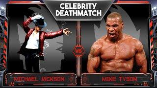 WWE 2K16 Celebrity Deathmatch Tournament :: Michael Jackson vs Mike Tyson