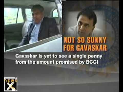 NewsX exclusive: Sunil Gavaskar cheated by BCCI