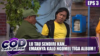 Bujug dah... Layangan Maen Digantung Aja DiMuka Orang!!! | Comedy Ok Deh | Eps.3 | (3/3)