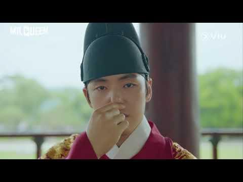 Shin Hye Sun Is Not Your Typical Queen   Mr. Queen Episode 1   Viu