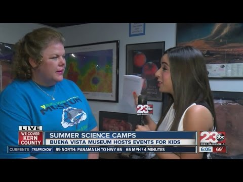 Summer Science Camp for Kids