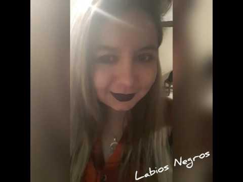 Labios Negros, black lips
