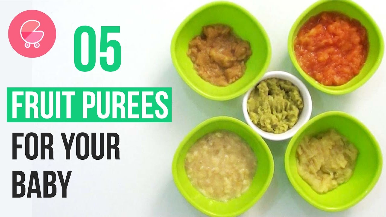 5 fruit puree for babies homemade baby food recipes youtube 5 fruit puree for babies homemade baby food recipes forumfinder Choice Image