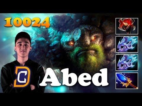 Abed Tiny Super Carry | 10024 MMR Dota 2