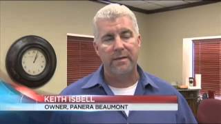 Panera Bread held job fair in Beaumont