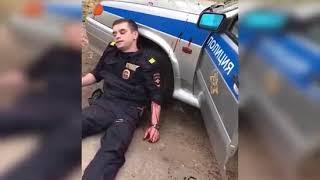 В Ижевске полицейский законно ликвидировал вора (Удмуртия)
