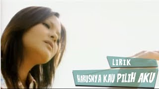 Terry - Harusnya Kau Pilih Aku (Lirik) MP3