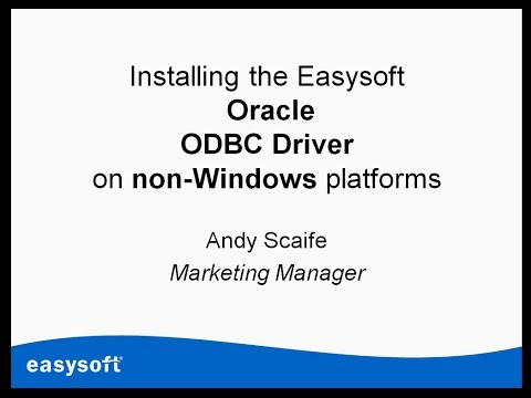 EASYSOFT ORACLE ODBC WINDOWS 8 X64 DRIVER DOWNLOAD