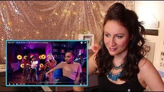 Vocal Coach REACTS to LITTLE MIX- Think About Us (at the BRITs Are Coming)