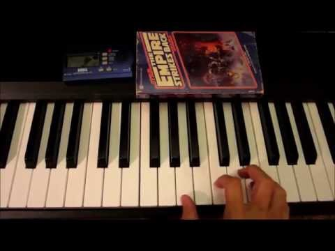 PrinceWhen Doves Cry keyboard/piano solo demo
