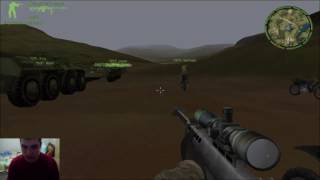 Delta Force Xtreme 2 / Trying Somethings