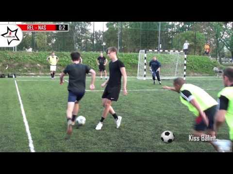"""ReLazio - Nasty Bitz 2:3 """"Fogadó Sport Pub Live Soccer League"""" 2.Forduló - SZERDA"""
