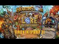 Hearthstone | Lore of the Cards | Rhonin (Part 2)
