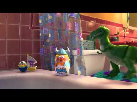 PARTYSAURUS REX 'Clip' - Disney•Pixar's new short in front of FINDING NEMO 3D