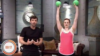 5-Minute Shoulder and Arm Workout