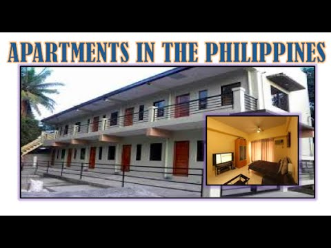 Ing An Apartment In The Philippines