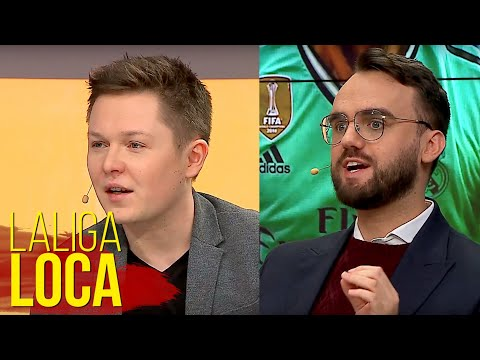 Ćwiąkała, Święcicki, Piechota, Kręcidło I @Polsport - Michał Pol  W LaLiga Loca!