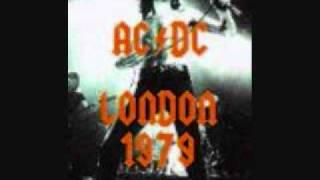 AC/DC Live: London, England, November 2, 1979: 6 of 14