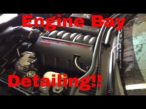 What to protect before engine bay detailing...And how to wash a ceramic coated vehicle!!