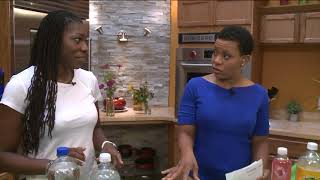 FOX 2 9AM BETTERVESSEL NUTRITION AND FITNESS FIZZY WATER COMPARISONS