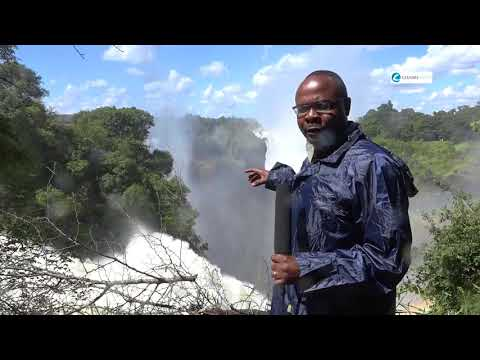 Places: The Amazing Victoria Falls in Zimbabwe