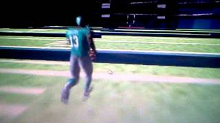Runningback Rush Football game play