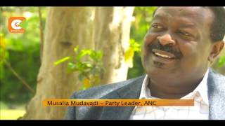VIDEO | Mudavadi: I tell Kenyans I am ready and I willing to serve