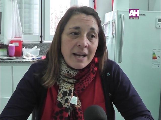 LAURA CIRIGLIANO   CAMPAÑAS DE VACUNACIÓN