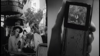 French film from 1947 predicts smartphones and other modern day technology!