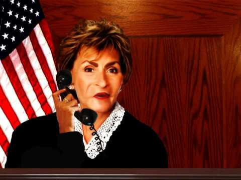 Judge Judy Gets Told Off (soundboard prank)
